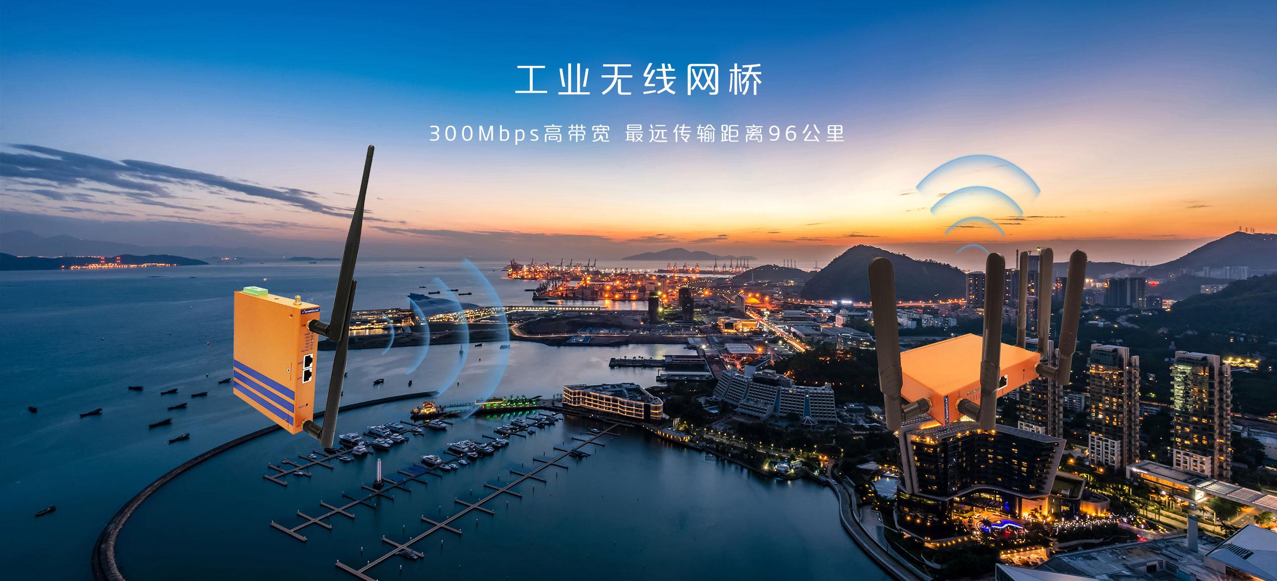 工業無線網橋(qiao)